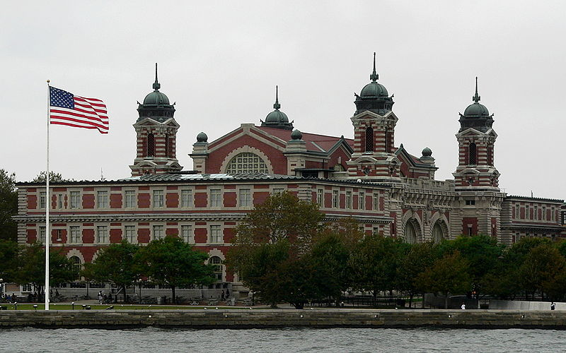 Happy 4th of July from Mr. Ellis Island (part 1)