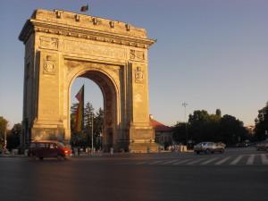 And old image of Bucharest, Andrei's native city. Photo courtesy: Andrei Guruianu