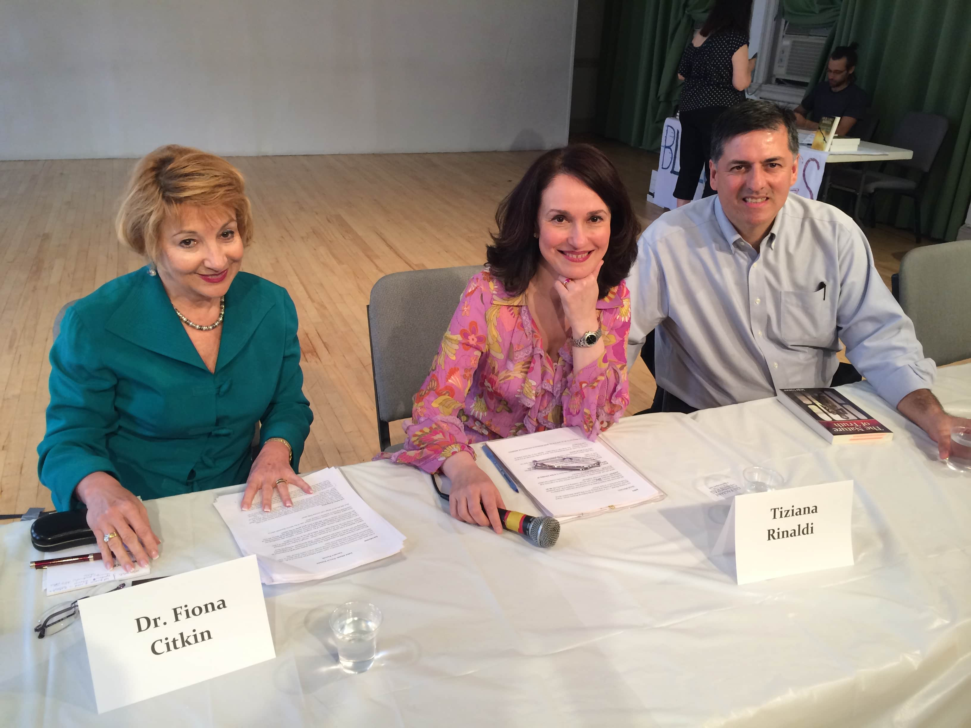 Finding Success in A New World, Panel Conversation: the TV Show