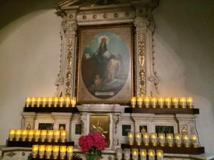 Madonna di Romitello, Borgetto, Sicily